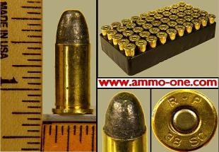 .38 Short Colt, One Box of 50 Cartridges, Obsolete.