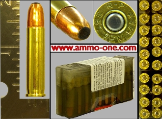 .351 Winchester Self-Loading, JSP, Box 20 Cartridge