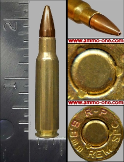 6.8mm Remington SPC, Military Trials, One Cartridge not a Box
