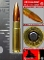 .300 Blackout by Geco 220gr JHP Subsonic, 1 Cartridge not a Box