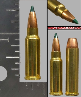 .224-32 FA (Freedom Arms) Wildcat, LIMIT 1 Cartridge not a Box.