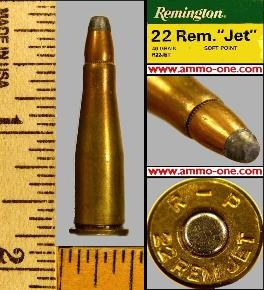 22 remington jet obsolete cartridge ammo ammunition for sale